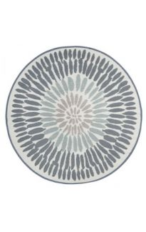 Azores Recycled Plastic Round Outdoor Rug